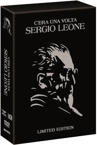 Cover Dvd C'era una volta Sergio Leone.Tiratura limitata con Card da collezione numerata (DVD)