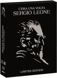 Cover Dvd C'era una volta Sergio Leone.Tiratura limitata con Card da collezione numerata (Blu-ray)