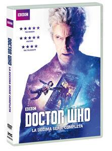 Doctor Who. Stagione 10. Serie TV ita - New Edition (6 DVD) di Steven Moffat - DVD