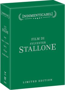 Sylvester Stallone Collection (5 DVD) di George Pan Cosmatos,John Flynn,Renny Harlin,Ted Kotcheff,Peter MacDonald