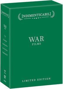 Cofanetto War Films (5 DVD) di Michael Cimino,Francis Ford Coppola,John Irvin,Jonathan Mostow,Sam Peckinpah