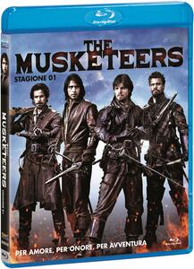The Musketeers. Stagione 1. Serie TV ita (Blu-ray) - Blu-ray