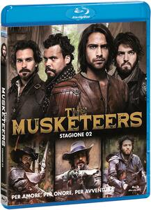 The Musketeers. Stagione 2. Serie TV ita (Blu-ray) - Blu-ray
