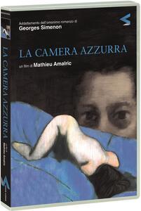 La camera azzurra (DVD) di Mathieu Amalric - DVD