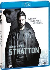 Stratton. Forze speciali (Blu-ray) di Simon West - Blu-ray
