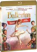 Film Ballerina. Special Edition Gold. Con gadget a tiratura limitata (Blu-ray) Eric Summer Éric Warin