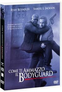 Cover Dvd Come ti ammazzo il bodyguard (DVD)
