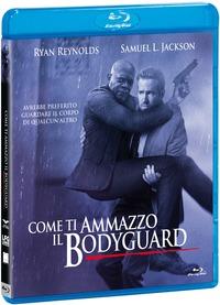 Cover Dvd Come ti ammazzo il bodyguard (Blu-ray)