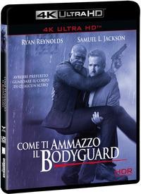 Cover Dvd Come ti ammazzo il bodyguard (Blu-ray Ultra HD 4K)