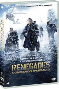 Renegades. Comando d'assalto (DVD) di Steven Quale - DVD
