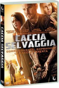 Heatstroke. Caccia Selvaggia (DVD) di Evelyn Purcell - DVD