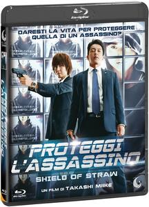 Shield of Straw. Proteggi l'assassino (Blu-ray) di Takashi Miike - Blu-ray
