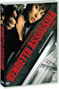 The Assassin Next Door. Vendetta assassina (DVD) di Danny Lerner - DVD