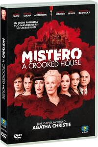 Mistero a Crooked House (DVD) di Gilles Paquet-Brenner - DVD