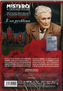 Mistero a Crooked House (DVD) di Gilles Paquet-Brenner - DVD - 2