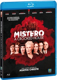 Cover Dvd Mistero a Crooked House (Blu-ray)