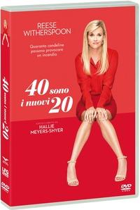 Cover Dvd 40 sono i nuovi 20 (DVD)