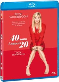 Cover Dvd 40 sono i nuovi 20 (Blu-ray)