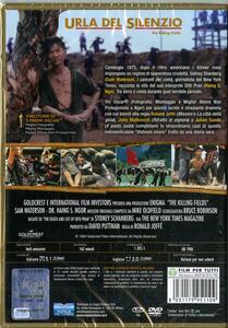 Urla del silenzio (DVD) di Roland Joffé - DVD - 2