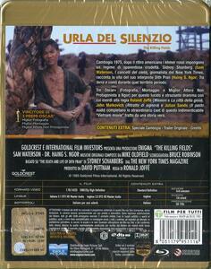 Urla del silenzio (Blu-ray) di Roland Joffé - Blu-ray - 2