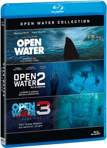 Open Water Collection (3 Blu-ray) di Hans Horn,Chris Kentis,Gerald Rascionato