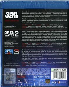 Open Water Collection (3 Blu-ray) di Hans Horn,Chris Kentis,Gerald Rascionato - 2