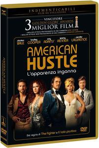 American Hustle. L'apparenza inganna (DVD) di David O. Russell - DVD