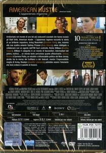American Hustle. L'apparenza inganna (DVD) di David O. Russell - DVD - 2