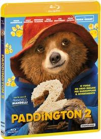 Cover Dvd Paddington 2 (Blu-ray)