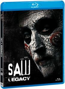 Saw. L'enigmista. Legacy. Con card tarocco (Blu-ray) di Michael Spierig,Peter Spierig - Blu-ray