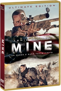 Cover Dvd Mine. Ultimate Edition (DVD)