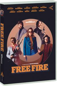 Free Fire (DVD) di Ben Wheatley - DVD