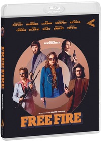 Cover Dvd Free Fire (Blu-ray)