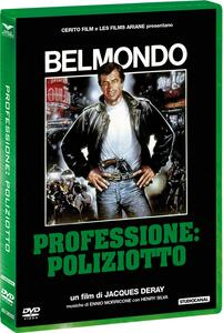 Professione: poliziotto (DVD) di Jacques Deray - DVD
