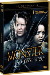 Monster (DVD) di Patty Jenkins - DVD