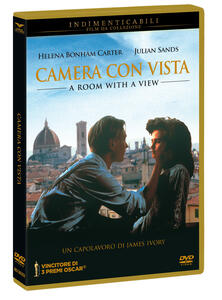Camera con vista (DVD) di James Ivory - DVD