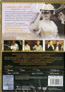 Camera con vista (DVD) di James Ivory - DVD - 2