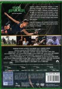 Lara Croft. Tomb Raider (DVD) di Simon West - DVD - 2