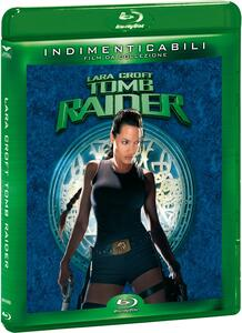 Lara Croft. Tomb Raider (Blu-ray) di Simon West - Blu-ray