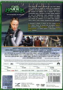 Lara Croft. Tomb Rainder. La culla della vita (DVD) di Jan De Bont - DVD - 2