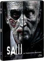 Cofanetto Saw. L'enigmista - Saw. Legacy. Con Steelbook. Special Edition. Con card tarocco da collezione (2 Blu-ray)