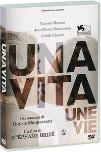 Cover Dvd Una vita (DVD)