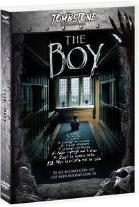 The Boy. Special Edition. Con card tarocco da collezione (DVD) di William Brent Bell - DVD