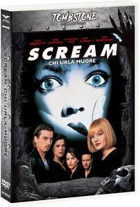 Scream. Special Edition. Con card tarocco da collezione (DVD) di Wes Craven - DVD