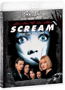 Scream. Special Edition. Con card tarocco da collezione (Blu-ray) di Wes Craven - Blu-ray