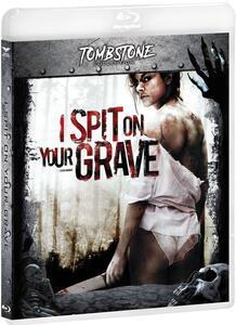 I Spit on Your Grave 1. Special Edition. Con card tarocco da collezione (Blu-ray) di Steven R. Monroe - Blu-ray