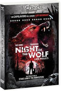 Night of the Wolf. Special Edition. Con card tarocco da collezione (DVD) di Adrián García Bogliano - DVD