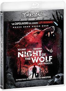 Night of the Wolf. Special Edition. Con card tarocco da collezione (Blu-ray) di Adrián García Bogliano - Blu-ray