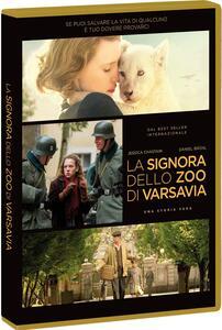 La signora dello zoo di Varsavia (DVD) di Niki Caro - DVD