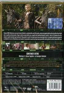La signora dello zoo di Varsavia (DVD) di Niki Caro - DVD - 2
